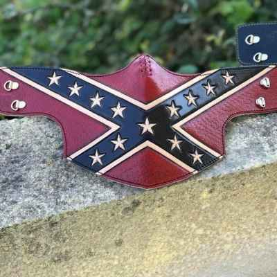 The Confederate Face Shield