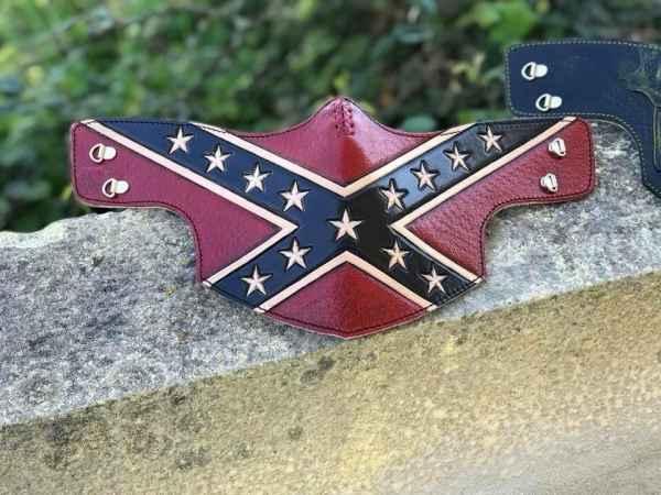 The Confederate Face Shield