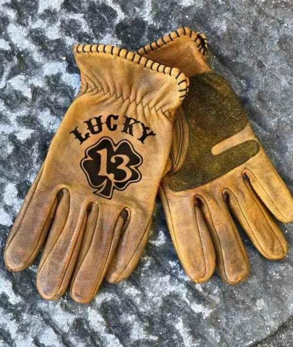 Lucky 13 Riding Gloves